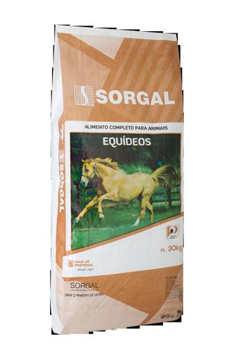 Sojagado Equídeos 30kg