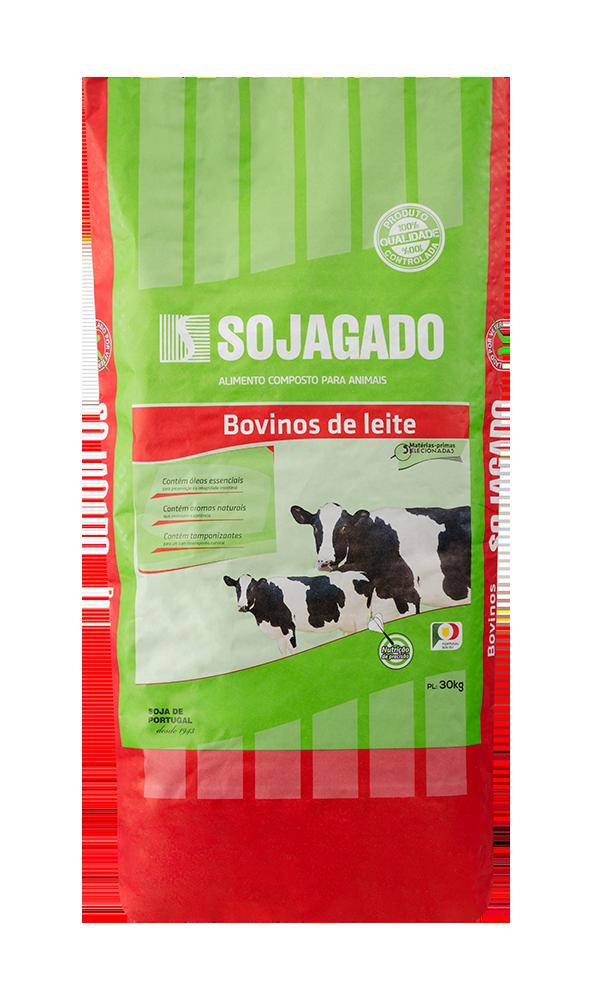 Sojagado Bovinos de Leite 30kg